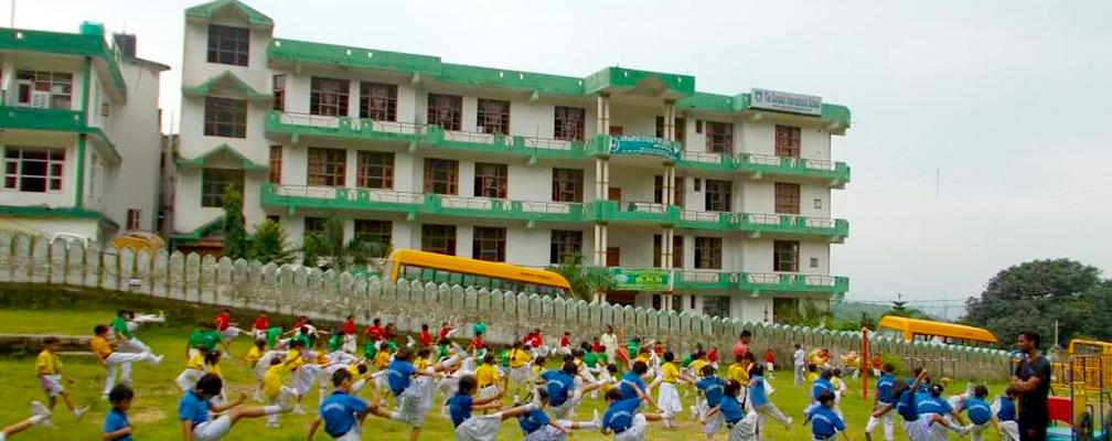 The Gurukul International School Nalagarh my school rank