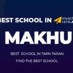 Best School in Makhu Ferozpur 2021