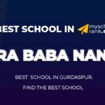 Best School in Dera Baba Nanak