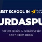 Best ICSE Schools Ranking in Gurdaspur 2021