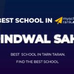 Best School in Goindwal Sahib