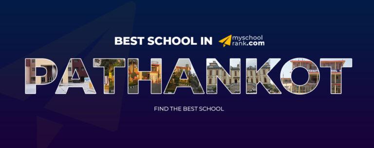 best school in pathankot